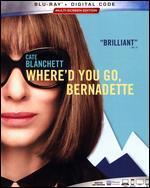 Where'd You Go, Bernadette [Includes Digital Copy] [Blu-ray/DVD]