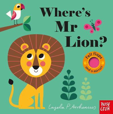 Where's Mr Lion? - Arrhenius, Ingela