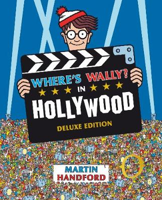 Where's Wally? In Hollywood -