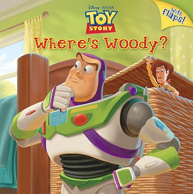 Where's Woody? (Disney/Pixar Toy Story) - Depken, Kristen L