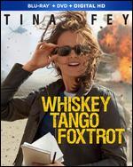 Whiskey Tango Foxtrot [Includes Digital Copy] [Blu-ray/DVD] - Glenn Ficarra; John Requa