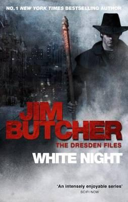 White Night: The Dresden Files, Book Nine - Butcher, Jim