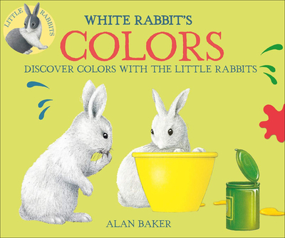 White Rabbit's Color Book - Baker, Alan