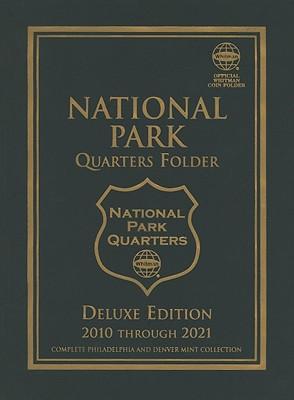 Whitman Nat Park Blue Folder P&d 120 Hole - Publishing, Whitman