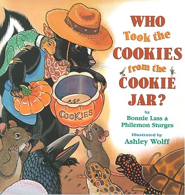 Who Took the Cookies from the Cookie Jar? - Lass, Bonnie, and Sturges, Philemon