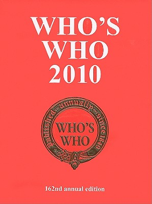Who's Who: An Annual Biographical Dictionary - A & C Black Publishers Ltd (Creator)