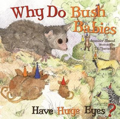 Why Do Bush Babies Have Huge Eyes? - Shand, Jennifer