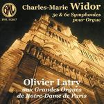 Widor: 5e & 6e Symphonies pour Orgue