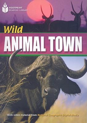 Wild Animal Town - Waring, Rob