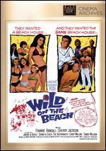 Wild on the Beach - Maury Dexter