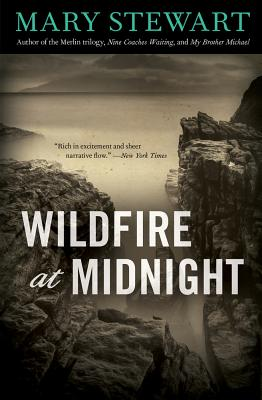 Wildfire at Midnight - Stewart, Mary