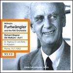 Wilhelm Furtwängler and the RAI Orchestra play Richard Wagner: Die Walküre - Act 1 [Highlights] - Gunther Treptow (vocals); Hilde Konetzni (vocals); Otto van Rohr (vocals); Orchester di Roma della RAI;...