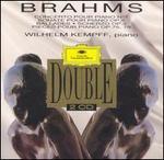 Wilhelm Kempff Plays Brahms