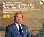 Wilhelm Stenhammar: Symphonies Nos. 1 & 2; Serenade; Excelsior!