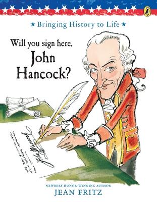 Will You Sign Here, John Hancock? - Fritz, Jean