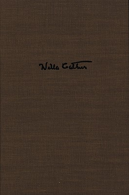 Willa Cather's Collected Short Fiction 1892-1912 - Cather, Willa