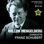 Willem Mengelberg conducts Franz Schubert