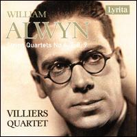 William Alwyn: String Quartets Nos. 6, 7, 8 & 9 - Villiers Quartet