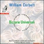 William Corbett: Bizzarie Universali, Op. 8