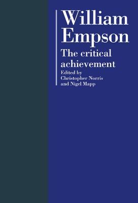 William Empson - Norris, Christopher, Professor (Editor)