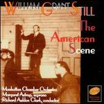 William Grant Still: The American Scene
