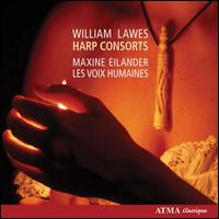 William Lawes: Harp Consorts - David Greenberg (violin); Les Voix Humaines; Margaret Little (viola da gamba); Maxine Eilander (harp);...