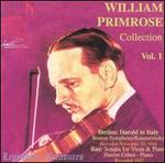 William Primrose Collection, Vol.1