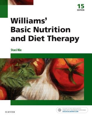 Williams' Basic Nutrition & Diet Therapy - Nix, Staci, MS, Rd
