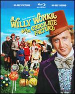 Willy Wonka & the Chocolate Factory [WS] [Blu-ray] - Mel Stuart