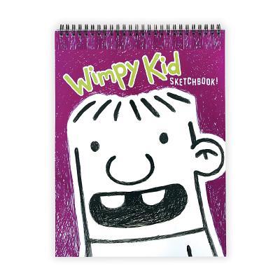 Wimpy Kid Sketchbook! - Mudpuppy