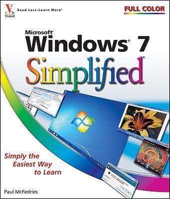 Windows 7 Simplified - McFedries, Paul