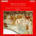 Winds and Voices at the Court of King Christian III - Ars Nova Copenhagen