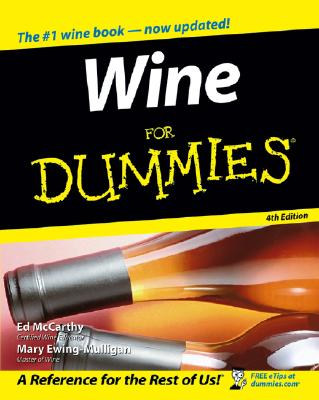 Wine for Dummies - McCarthy, Ed