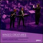 Winged Creatures and Other works for Flute, Clarinet & Orchestra
