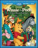 Winnie the Pooh: A Very Merry Pooh Year [Blu-ray/DVD]