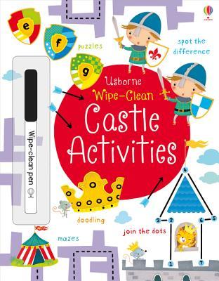 Wipe-clean Castle Activities - Robson, Kirsteen