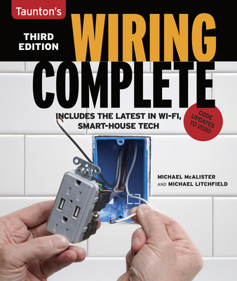 Fine Wiring Complete 3Rd Edition Book By Michael Litchfield Michael Wiring 101 Akebretraxxcnl