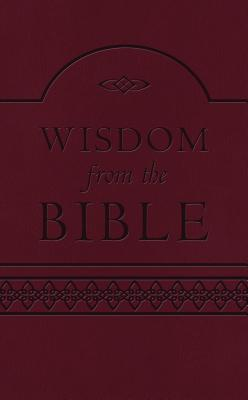 Wisdom from the Bible: 365 Daily Devotions from the Proverbs - Dick, Dan