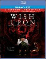Wish Upon [Blu-ray/DVD] - John R. Leonetti