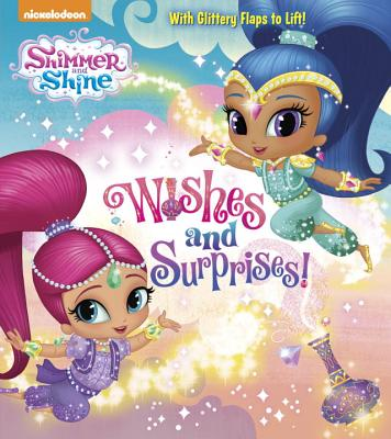 Wishes and Surprises! (Shimmer and Shine) - Random House, and Cho, Mu Young (Illustrator)