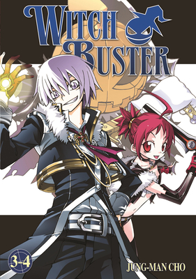 Witch Buster, Volumes 3-4 - Cho, Jung-Man