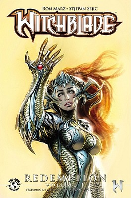 Witchblade: Redemption Volume 1 (Book Market Edition) - Marz, Ron, and Sablik, Filip (Editor), and Smith, Phil (Editor)