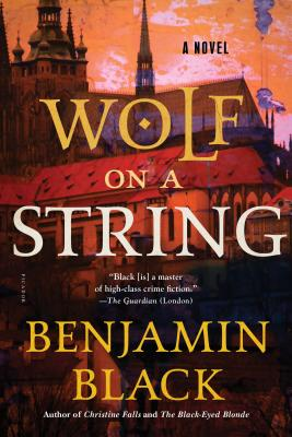 Wolf on a String - Black, Benjamin
