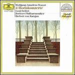 Wolfgang Amadeus Mozart: 4 Hornkonzerte
