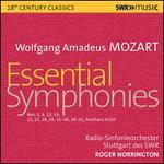 Wolfgang Amadeus Mozart: Essential Symphonies