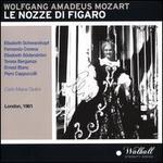 Wolfgang Amadeus Mozart: Le Nozze di Figaro (London, 1961)