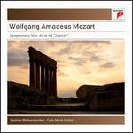 "Wolfgang Amadeus Mozart: Symphonies Nos. 40 & 41 ""Jupiter"""