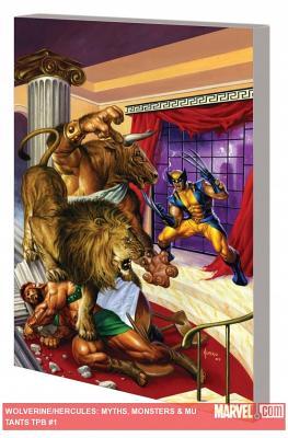 Wolverine/hercules: Myths, Monsters & Mutants - Tieri, Frank