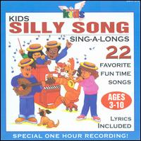Wonder Kids: Kids Silly Song Sing-A-Longs - Various Artists