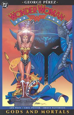 Wonder Woman: Gods and Mortals - Wein, Len, and Potter, Greg